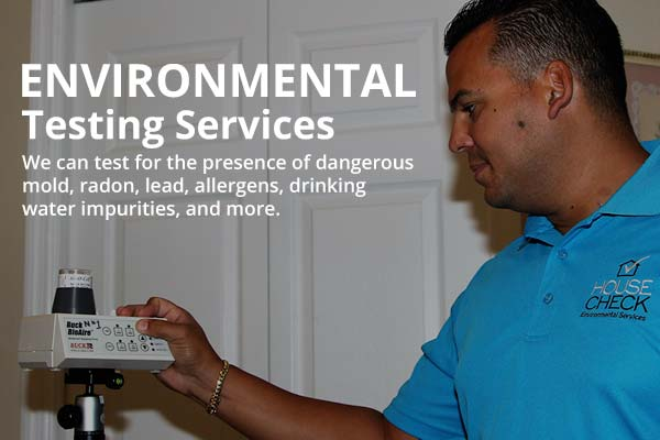 environmental testing services