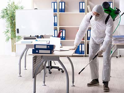 Coronavirus Residential Decontamination Services