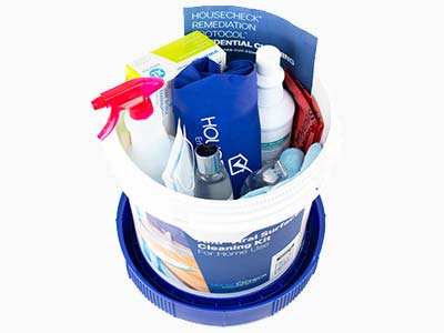 surface cleaning kit