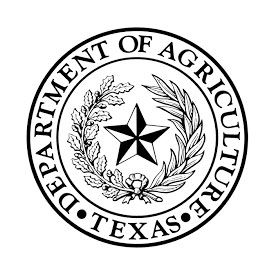 department of agriculture texas