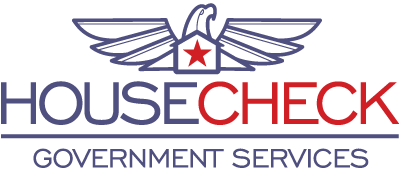 HouseCheck Government Services Logo