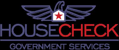 HouseCheck Government Services Logo