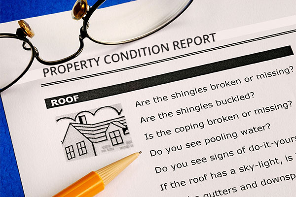 property inspection protocols property condition report