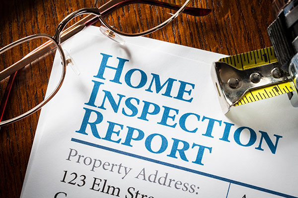 property inspection protocols report