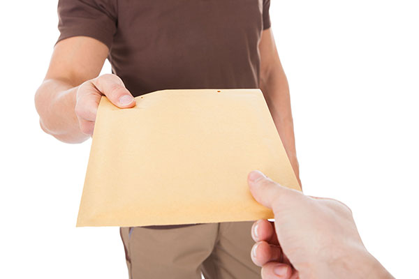 property inspection protocols letter delivery
