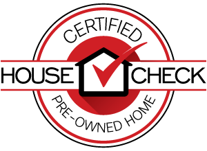 housecheck certified pre-owend home program