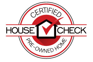 certified pre-owend home